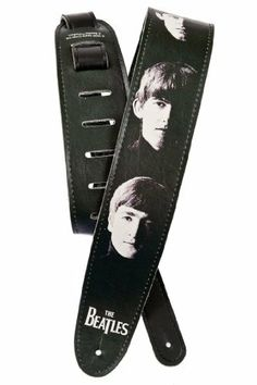 """Planet Waves Beatles Guitar Strap, Meet The Beatles by Planet Waves. $25.64. From the Manufacturer                Classic artwork from the 1964 """"Meet The Beatles"""" album flawlessly printed across the entire strap length make this the perfect addition to the Planet Waves Beatles strap collection. From Love Me Do to Revolution, the Beatles were arguably the most creative, diverse and influential band in pop music history. Planet Waves honors the Beatles' legacy with a uni..."""