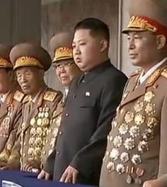 Marshal is the highest military rank and would cement Kim Jong-Un's control over the army