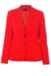 DENADIA 2  #polkadot #blazer #red