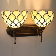 Simply Diamonds Double Lamps