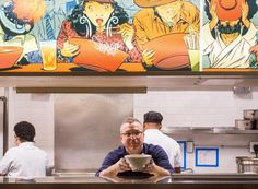 The American Who Taught Tokyo How to Make Ramen - Cathay Pacific - The Atlantic Sponsor Content