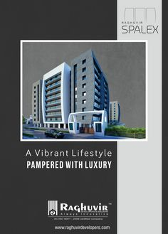 Have you ever experienced a vibrant lifestyle topped with world-class luxury? It's all here at Raghuvir Spalex and it's nothing like you have experienced before! Visit for more details!  For bookings and inquiries, call: +91-9638629131⠀⠀  #RaghuvirSpalex #RaghuvirDevelopers