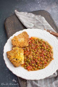 Friganele cu mazare Guacamole, Chana Masala, Curry, Food And Drink, Vegan, Ethnic Recipes, Health, 30, Life