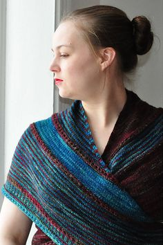 Ravelry: New Tower pattern by Gege A la Gomme...so snuggly....