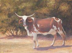 Jeanette Horn - Nguni Cow