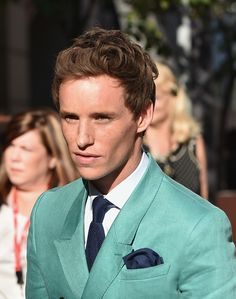 Eddie at The Theory of Everything premiere | Toronto Film Festival