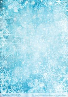 Christmas themed photography backgrounds backdrop snowflakes snowflake holiday