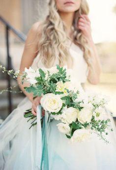 Wedding bouquet idea; Featured Photographer: When He Found Her