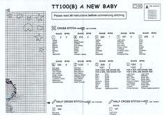 ME TO YOU naissance 1 - Le blog du loisir creatif Réf TT100