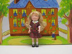 Madeline Doll Friend Nona Complete Rare HTF EUC  #EdenLearningCurve