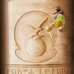 Advertising Photo Manipulation for Fernet Branca Arte Único 2014, Argentina.