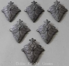 ICE-Silent-Death-Mini-Loose-Larva-Collection-1-NM Death, Miniatures, Ice, Collection, Ice Cream, Minis