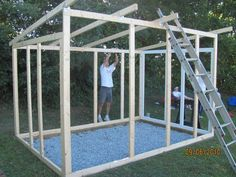 how to create a door to chicken coop - Google Search