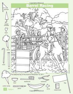 Risultati immagini per hidden pictures highlights Hidden Picture Games, Hidden Picture Puzzles, Hidden Object Puzzles, Hidden Objects, Library Activities, Kindergarten Activities, Colouring Pages, Coloring Books, Highlights Hidden Pictures