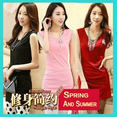 Hot Sale 2014 New Women Clothing Summer Dress Korean Style Fashion Solid Color Sleeveless Mini Casual Dress Free Shipping.
