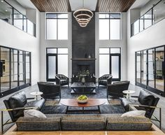 """A different kind of design thinking produces """"something more"""" for a luxury rental property Apartment View, Apartment Living, Private Dining Room, Apartment Communities, Cozy Fireplace, Built Environment, Luxury Apartments, Design Thinking, Great Rooms"""