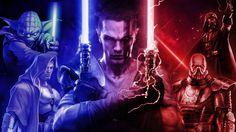 Star Wars Sith or Jedi by MisterRecord on DeviantArt