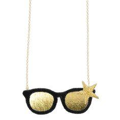 Quel genre de Hipster êtes-vous ? Découvrez le nouveau It bijou. Quelques agréments pailletés et un morceau de chaîne suffisent pour réaliser votre sautoir Hipster, c'est très facile ! #bijoux #LaDroguerie