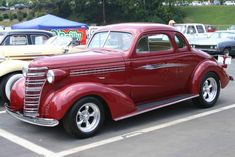 1938 Chevy Coupe Street Rod - Google Search