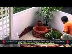 4 Whole Tricks: Garden Ideas Cheap Backyard urban backyard garden back yard.Backyard Garden Herbs How To Grow modern garden ideas dreams. Small Backyard Gardens, Modern Backyard, Backyard Garden Design, Small Gardens, Backyard Landscaping, Tropical Backyard, Large Backyard, Cheap Landscaping Ideas, Patio Ideas
