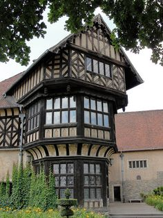 Cecilienhof Palace in Potsdam - Brandenburg, Germany Beautiful Places To Visit, Wonderful Places, Beautiful World, Places To See, Places Ive Been, Brandenburg Germany, Potsdam Germany, Austria, Germany Castles