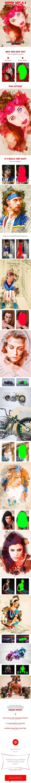 Super Art V.2 Photoshop Action  #premium #action • Download ➝ https://graphicriver.net/item/super-art-v2-photoshop-action/18078135?ref=rabosch