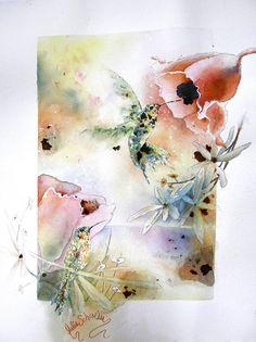 Julie Schroeder WATERCOLOR