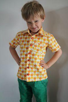 MaMarleen en co: Nog een Theo: het beste hemdjespatroon ooit!