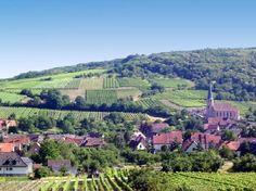 Alsace Lorraine- France