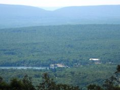 View from Big Pocono State Park