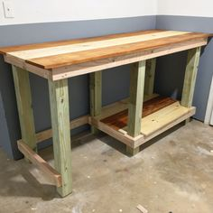 Made a workbench in my new house http://ift.tt/2iaCmPf