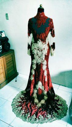 Yosi wedding gown