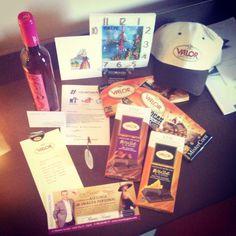 Blogtrip #Calpemocion Kit de bienvenida en el @Hotel Bahía de #Calpe
