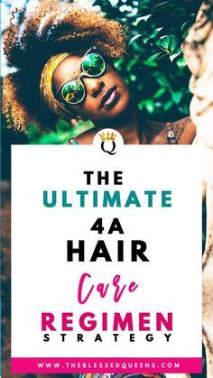 The Ultimate Hair Care Regimen Strategy - Hair - hair Natural Hair Inspiration, Natural Hair Tips, Natural Hair Styles, Aloe Vera, Hair Cure, Blonde Hair Care, 4a Hair, Hair Care Oil, Natural Haircare