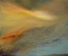 """Maurice Sapiro """"Luminescence 2 oil on canvas  20""""x24"""""""