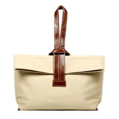Walk with a bag of sunshine this summer with this Tan Herringbone Shoulder Bag.