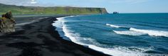 black sand beach iceland | Iceland Vacation Packages