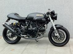 Ducati Sport Classic - Matte Black