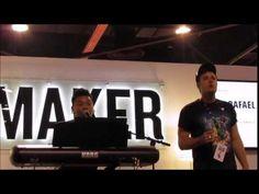 NICK PITERA AND AJ RAFAEL DUET D23 EXPO 2015 - YouTube