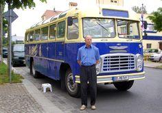 ErlebnisPlus Dresden - Oldtimerbus Ikarus in Dresden mieten