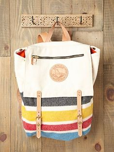 Such a cute backpack
