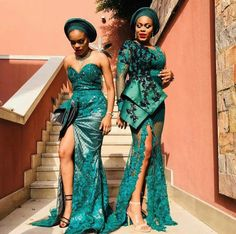 Sexy are the three words that can describe the amazing Aso-Ebi styles we have in our gallery today. Well, fashion bunnies, we can't deny the fact that Aso-Ebi collection is… Nigerian Lace Styles, Aso Ebi Lace Styles, African Lace Styles, Lace Dress Styles, African Lace Dresses, African Fashion Dresses, Ankara Styles, Ankara Designs, Ankara Tops