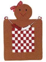 Gingerbread Checkerboard