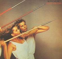 Roxy Music - Flesh + Blood (LP, Album) NM/EX