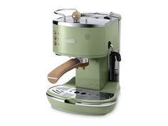 De'Longhi Icona Vintage ECOV311.GR Manual Coffee Machine (Green)