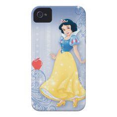 Snow White Princess iPhone 4 Case-Mate Cases