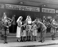 Walt Disney - Darby O'Gill and the Little People - Theatre Royal, Dublin Walt Disney Land, Disney Love, Disney Family, Walter Elias Disney, Al Capone, Dublin City, Irish Celtic, Emerald Isle, Dublin Ireland