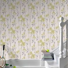 Empathy Pear Wallpaper by Graham and Brown