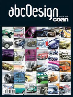 Capa da edição 18 da Revista abcDesign