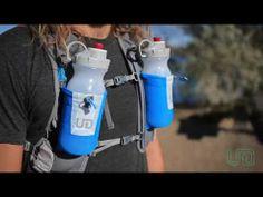 Mochila trail running Anton Krupicka Ultimate Direction vest 5L. Presentación oficial por Anton.